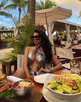 Our Dubai one piece in silver foil is back in stock 🎉 shop our new collection at www.katiapanteli.com #katiapanteliswimwear #morethanaswimwear #collection #luxury #fashion #miami #sea #sun #summer #hot #resort #design #influencer #instagram #passion #designer #beach #beachlife#photography #photoshoot #photo #red #gold #green #swimwear #bikini #beautiful #mood