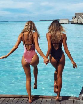 Happy International Women's Day👙  #katiapanteliswimwear #collection #luxury #swimsuit #fashion #miami #sea #sun #summer #hot #resort #design #influencer #instagram #passion #designer #beach #beachlife#photography #photoshoot #photo #red #gold #green #swimwear #bikini #sunset #beautiful
