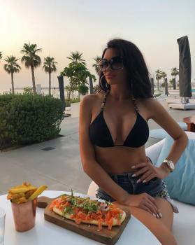 Seychelles embroidered black bikini 🖤available at www.katiapanteli.com #morethanaswimwear #collection #luxury #swimsuit #fashion #fasionblogger #miami #vibes #sea #sun #summer #hot #resort #design