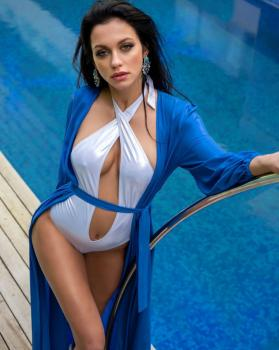 Summer Sale Clearance up to -70 📣👙shop now ➡️www.katiapanteli.com  our Dubai one piece swimsuit 👙and blue Cavo Tagoo blue foil dress 👗 katiapanteliswimwear #morethanaswimwear #collection #luxury #fashion #miami #sea #sun #summer #hot #resort #design #influencer #instagram #passion #designer #beach #beachlife#photography #photoshoot #photo #red #gold #green #swimwear #bikini #beautiful #mood 🔥💣